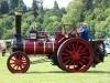1908 Marshall Traction Engine (BW4509) Old Nick 7nhp Engine No 49725