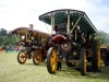 1925 Burrell Scenic Showmans Road Locomotive (WT8606) Ex-Mayor 10nhp Engine No 4000