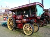 1911 Aveling & Porter Showmans Tractor (EB075) The Rising Sun 4nhp Engine No 7414