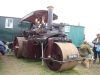 1936 Wallis & Steevens Advance Road Roller (BAA432) James Stuart Engine No 8100