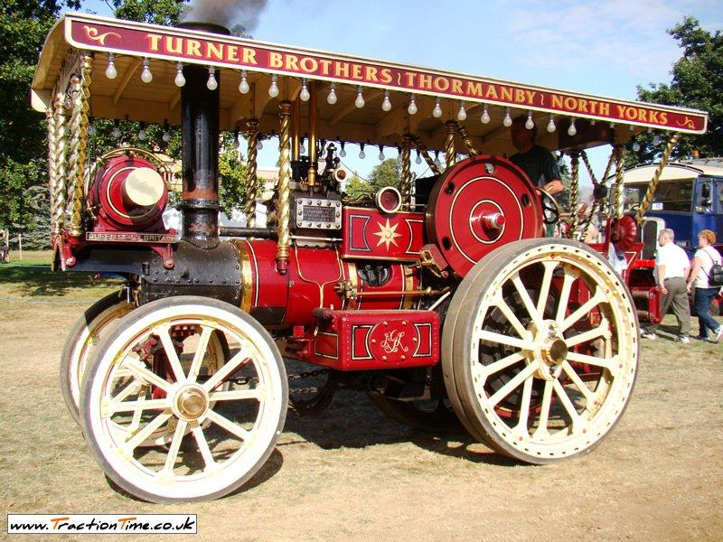 Queen Size Tractor Bedding